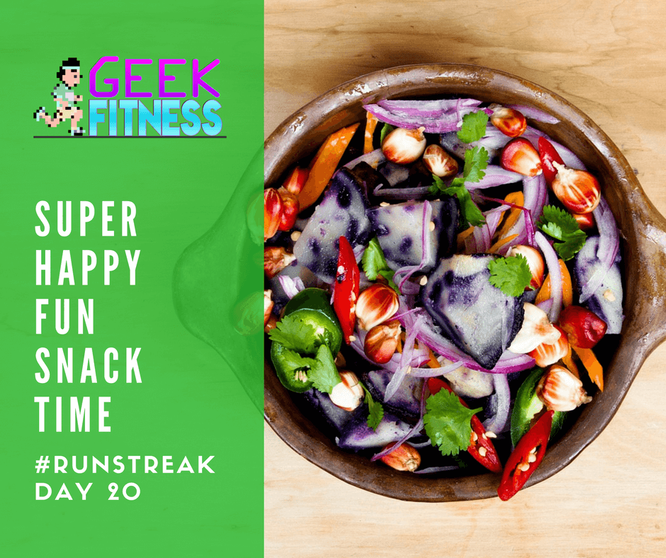 super happy fun snack time (health hacks 026)