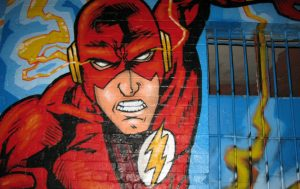 how to run faster like the flash? don't worry about it. Just run