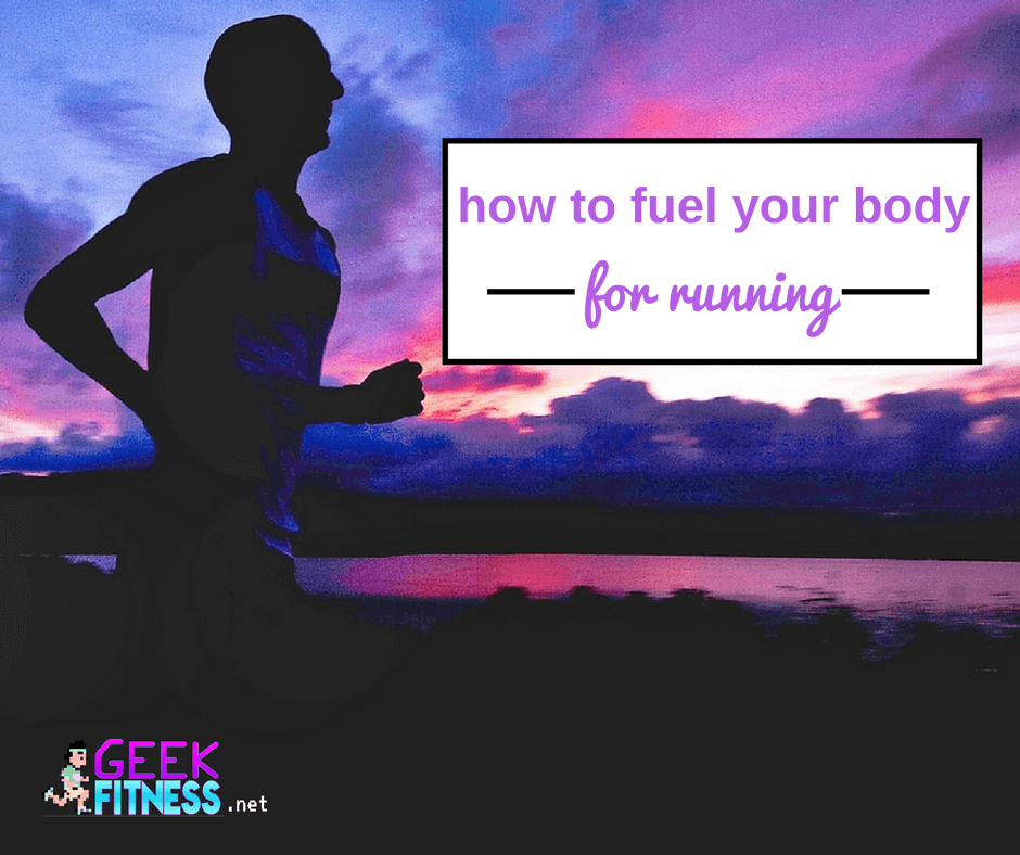 Fuel your body for better running performance