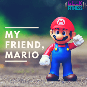 my friend mario from super mario run