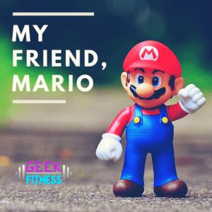 My friend Mario