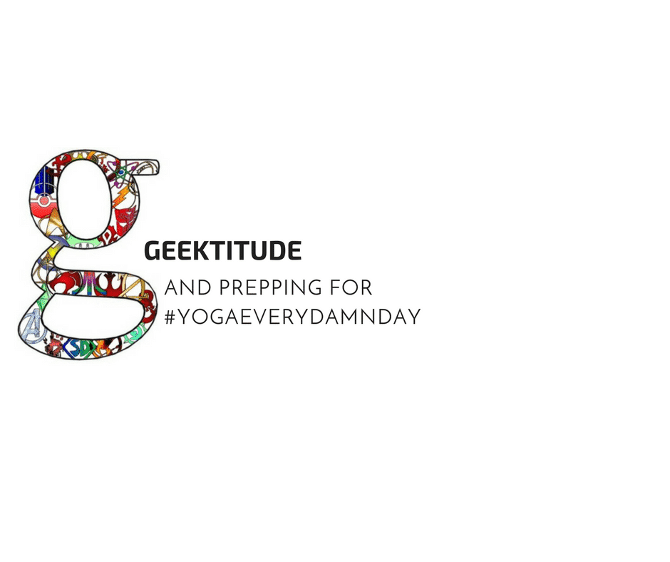 Geektitude on FitGeekFriday