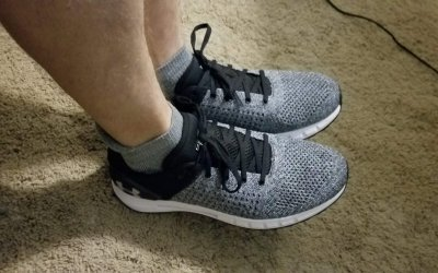 UnderArmour HOVR Sonic Running Shoes Review