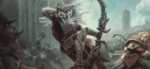 Battle for Azeroth Banner Art