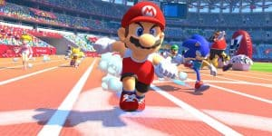 Mario and Sonic and the Olympic Games Tokyo 2020 Nintendo Switch Fitness Games featured image