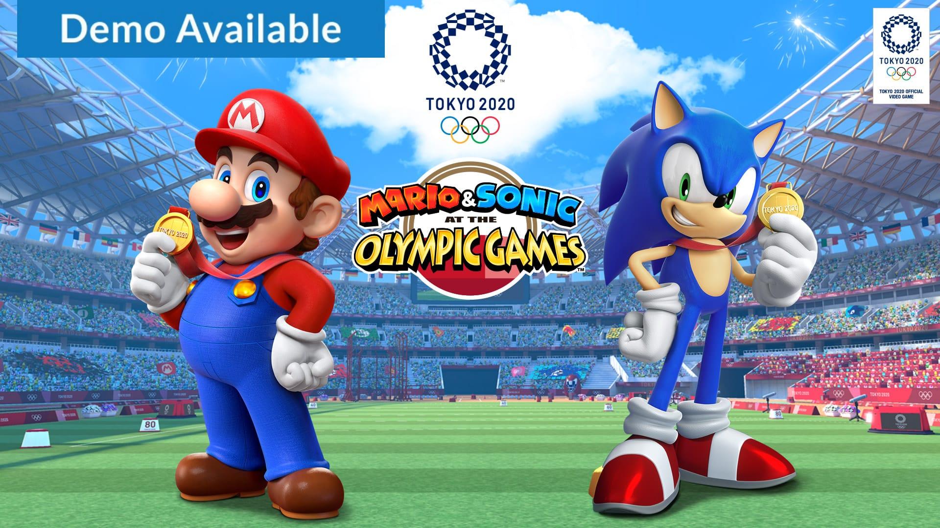 Mario & Sonic, bffs