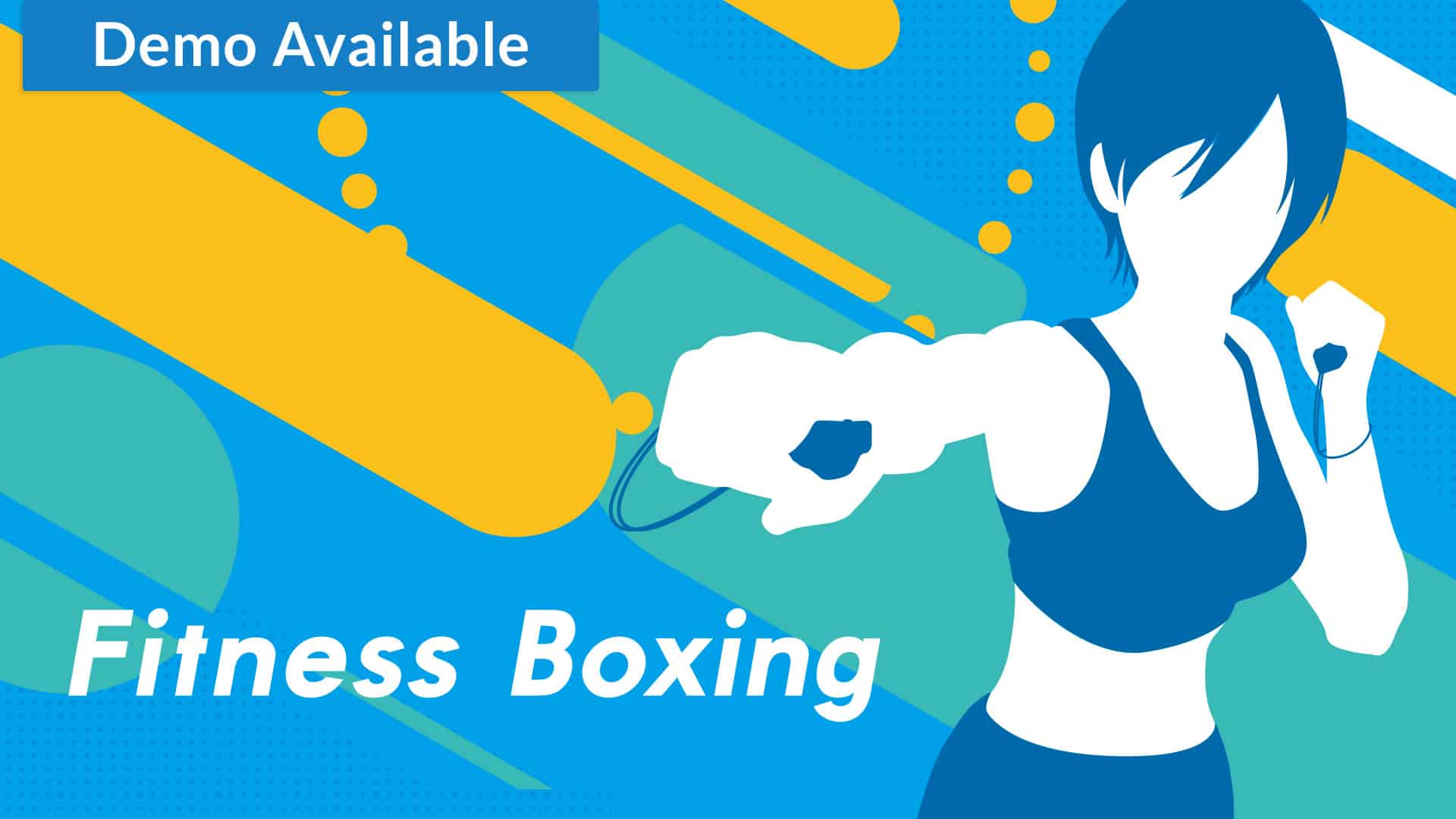 Fitness boxing has a demo, and you should totally download it