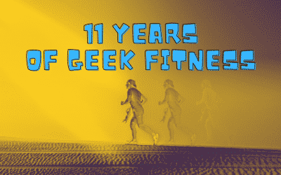 11 Years of Weight Loss and Geek Fitness
